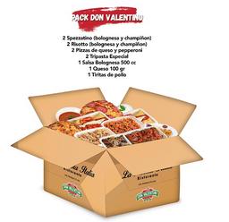 Pack Don Valentino