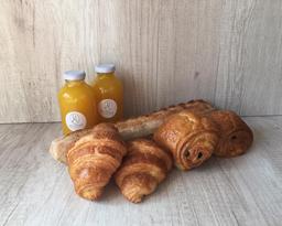 La Caja Desayuno Francés