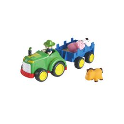 Preunic - My Little Kids Set Tractor Animales