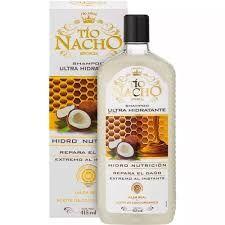 Tio Nacho shampoo coco ultrahidratante x 415 ml