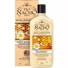 Tio Nacho shampoo aclarado natural x 415 ml
