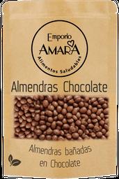 Almendras Bañadas en Chocolate 125