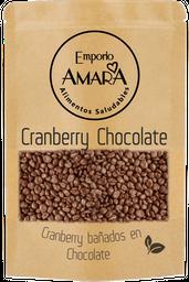 Cranberrys Bañados en Chocolate 125