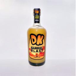 DK Barrel Blast