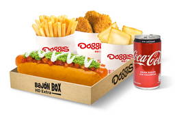 Bajon Box Hot Dog