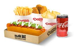 Bajón Box Hot Dog