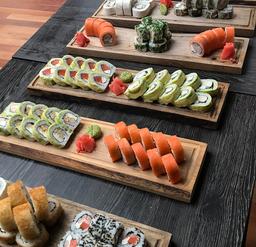 Sushi 100 piezas