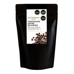 Doypack callets leche 32% cacao 400 gr.