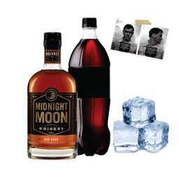 Promo Whisky OAK Cask + Bebida 1,5L + Hielo 1k