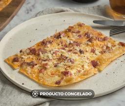 Pizza prosciutto familiar Sant Ambrogio