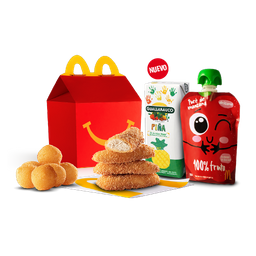 Cajita Feliz Chicken Kids