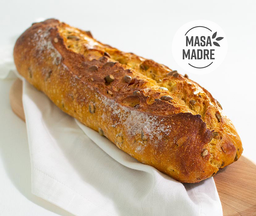 Pan masa madre de zapallo Fork, 500-550…
