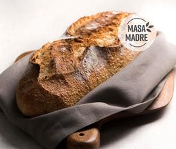 Pan de masa madre Fork, 450-500 g
