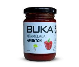 Mermelada de pimentón Buka, 160 g