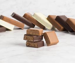 Gianduja chocolate Olivier, 12 unids