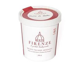 Gelato artesanal dulce de leche Firenze…