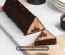 Tríada de chocolate y almendras (Para 4…