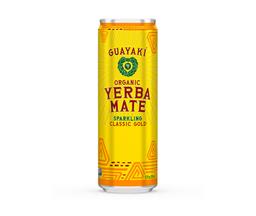 Yerba mate Classic Gold Guayaki, 355 ml