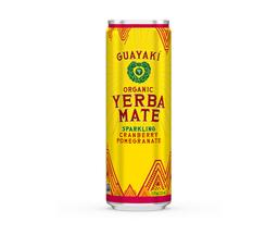 Yerba mate Cranberry Pomegrate Guayaki,…