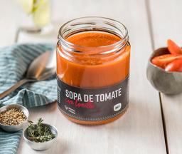 Sopa tomate con tomillo, 350 g