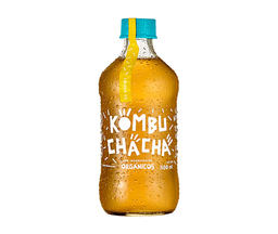 Kombucha té verde orgánico Kombuchacha,…
