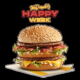 Hamburguesa BigMac Bacon
