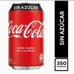 CocaCola Zero 355ml