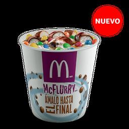 McFlurry Crossover M&M + Prestigio