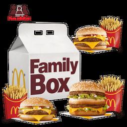 Family Box para 3 Adultos:
