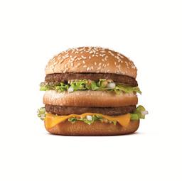 Hamburguesa BigMac