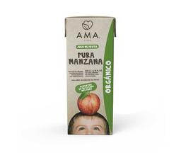 Jugo manzana Ama, 200 ml