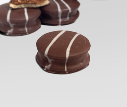 Alfajor cubierto de chocolate Donenic