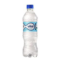 Agua Mineral con gas 500 ml