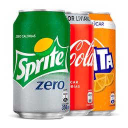 Bebida a elección (Coca Cola Company)