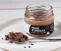Mousse de chocolate bitter Fork, 120 g