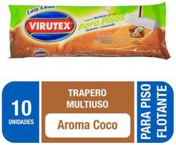 Virutex Trapero Húmedo Para Pisos Coco