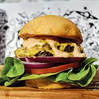 Mañas Burger
