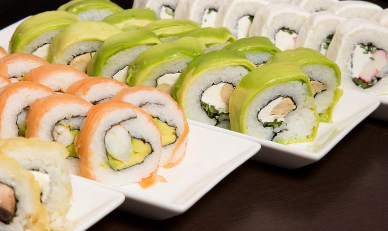Logo Okane Sakin Sushi