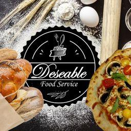 Deseable Food's Pizza