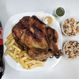 Chicken House Manuel Montt