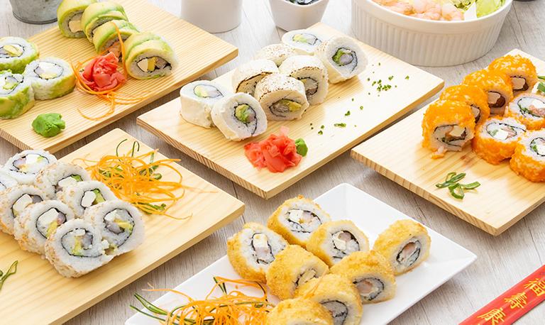 Logo Akai Sushi