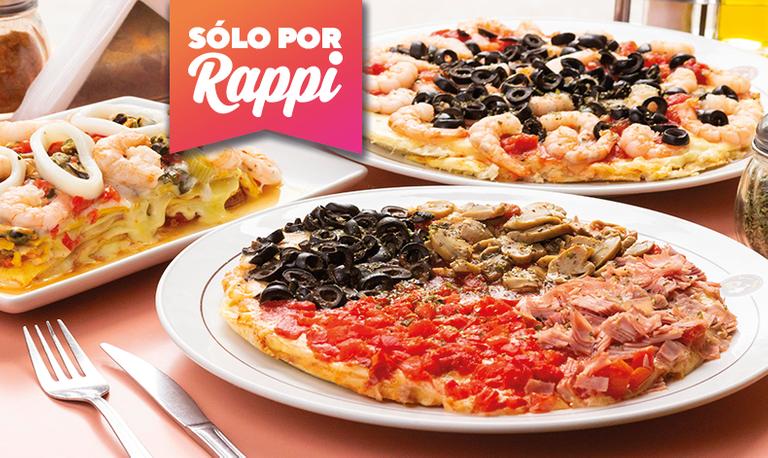 Logo Pizza Napoli