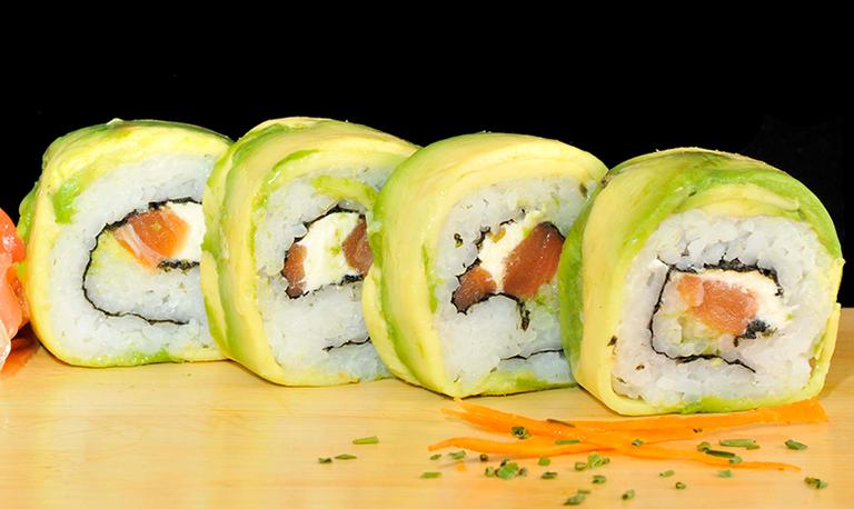 Logo Sushi Bushido