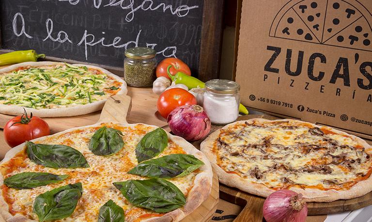 Logo Zuca's Pizzería