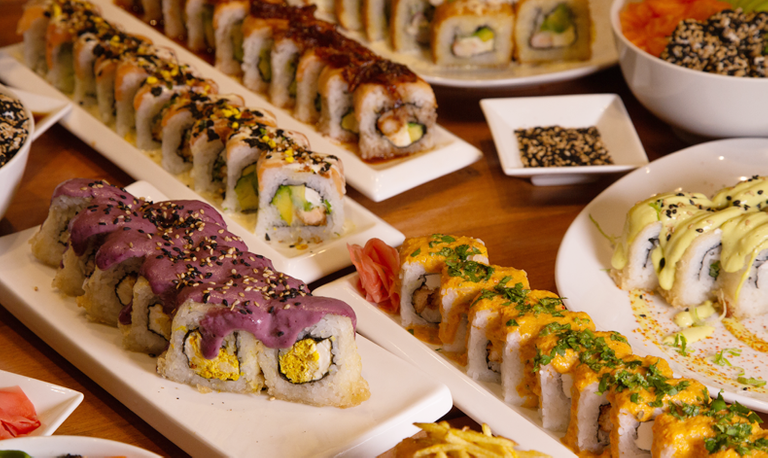 Logo Shizun Nikkei & Sushi
