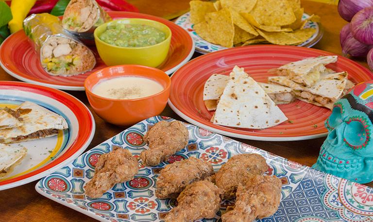 Logo Fiesta Mexicana