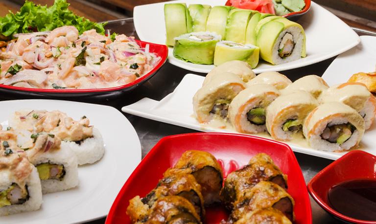Logo Sushi Fast