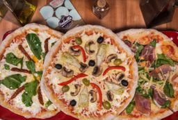Isabella Pizzas Ricas