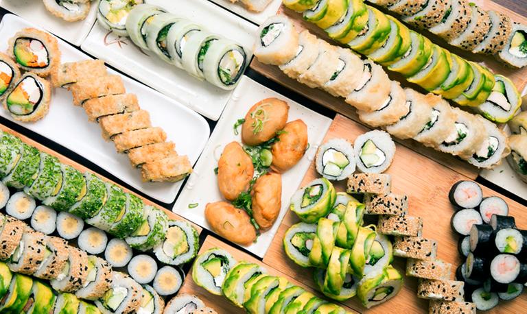 Logo Aki Go Sushi