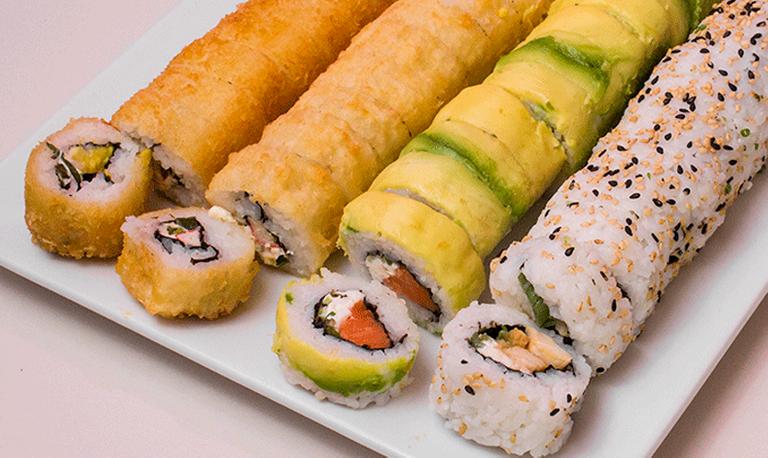 Logo Sushi Rolls Liam
